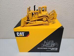 Caterpillar D10 U-Blade Dozer Ripper - Licensing Sample - CCM 1:48 Scale New!