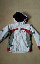 Jack Wolfskin TEXAPORE Jacke Mädchen Farbe: rose Größe 128 wie NEU siehe Fotos !