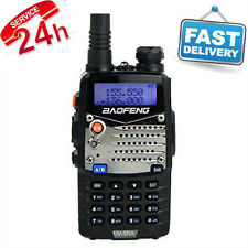 Handheld Radio Scanner 2 Way Digital Transceiver Portable EMS HAM Antenna Police