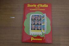 Storie d'Italia a fumetti  Di scandalo in scandalo  Panorama