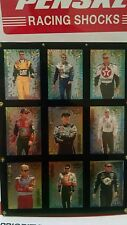 2002 Wheels High Gear Sunday Sensation card #SS 1/9 complete set