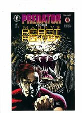 "1992 Dark Horse ""Predator vs Magnus Robot Fighter"" #1 & #2, U-Pick, VF/NM. BX19"