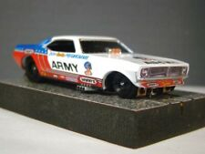 """DON PRUDHOMME'S """"ARMY"""" LEGEND FUNNY CAR 3.4 OHM,  LVL 52 NEOS FAST!"""
