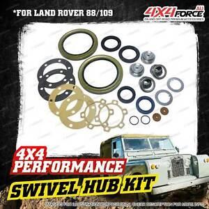 Swivel Hub King Pin Bearing Seal Kit for Land Rover 88/109 Series 3 1972-1984