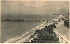 Bournemouth, The Pier, Looking West (Judges 769) - used postcard