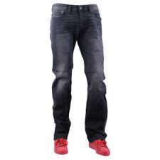 DIESEL VIKER 0RZ67 Mens Denim Jeans Stretch Regular Fit Straight Casual Pants