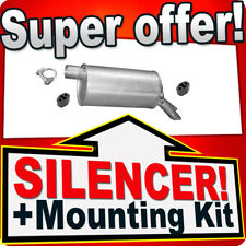Rear Silencer FORD GALAXY SEAT ALHAMBRA SHARAN 2.8 00-10 Exhaust  Box APF