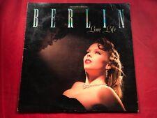 B1-33 BERLIN Love Life ....RADIO STATION PROMO .... GHS 4025 .... 1984