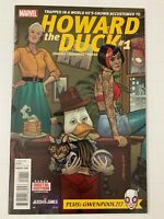 Howard The Duck #1 NM+ 1st Appearance Gwenpool HOT Marvel Comics