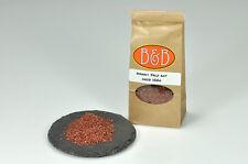 Hawaii Salz rot grob 100g Meersalz Molokai Dekorsalz