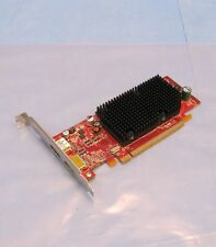 Dell 7CJHP 256Mb Dual Display Port PCIe Video Card ++ 23NVR DVI Adapter Cable