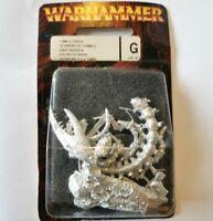 Warhammer Fantasy AOS Tomb Kings Tomb Scorpion Metal OOP BNIB