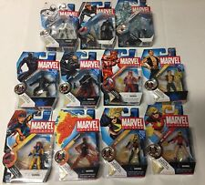 "Lot 11 Marvel Universe 3.75"" Blade,Moon Knight,Jean Grey,Ms.Marvel,Havok.New!"