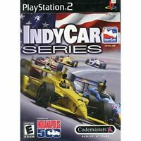 Indycar Series For PlayStation 2 PS2 Racing Very Good 3E