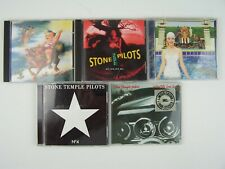 The Stone Temple Pilots 5xCD Lot