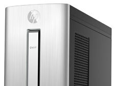 HP Envy 750 750qe Desktop PC i5-7400 Quad 3.0Ghz 16GB 256GB SSD 2 HDMI DVD+RW