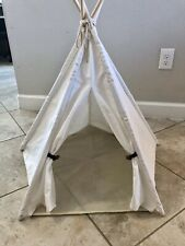 little dove Dog Teepee Dog(Puppy) And Cat ,Pet Tents & Houses 24 Inch