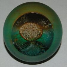 Caithness Alpha Space Looking Paperweight 121/150