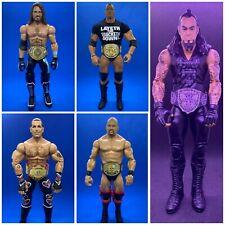 WWE Custom Wrestling Belts - Mattel/Jakks/Pop Funko