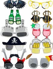 Sunglasses Hawaiian Beer Festival Wedding Beach Party Decor Funny Unisex Glasses