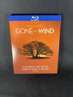NEW GONE WITH THE WIND BLU RAY + ICONIC MOMENTS SLIPCOVER SLEEVE EXCLUSIVE RARE
