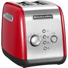 KitchenAid 5KMT221BER 2 Slice Toaster Empire Red New from AO