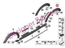 Mini Countryman R60 Rear Passenger Left N/s Wing Arch Trim Fender 51779800769