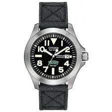 Citizen Eco-drive Royal Marines Commando BN0110-06E Reloj para hombres RRP £ 299