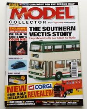 Model Collector #191 July 2004 - Blue Circle Jumbos British Bristols Dinky Foden