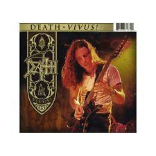 DEATH - Vivus! DCD (NEW*US DEATH METAL CLASSIC - 2 CLASSIC LIVE SHOWS)