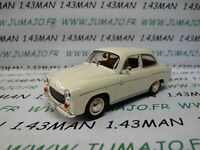 PL74 VOITURE 1/43 IXO IST déagostini POLOGNE :  Syrena 104 berline