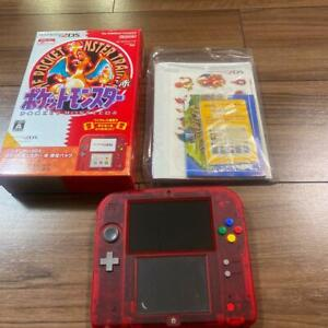 Nintendo 2DS Complete accessories Various colors Used Japanese only