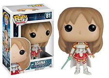 In-Hand New Funko POP! Animation Sword Arts Online Asuna Vinyl Figure