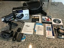 Sony Handycam HDR-CX550V (64 GB) High Definition Camcorder - with ACCESSORIES!