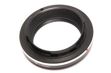 Adapter ring for Canon 50mm F0.95 lens to Sony a7 7R S 7II NEX Camera TOP
