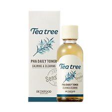 Skinfood Tea Tree Pha Daily Toner [Calming & Clearing] 160ml - Korea Cosmetic