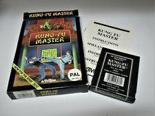 Atari 2600  game  Kung-Fu Master ActiVision  CIB box  (barcode black label)