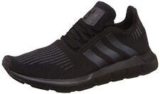 Adidas New Original Men Swift Run Black Trainers Shoes CG4111 8.5 UK RRP £75