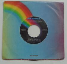 "LYNYRD SKYNRD ""Saturday Night Special / Made inthe Shade "" Vinyl 1st  MCA-40416"