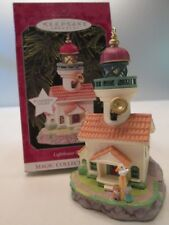 1998 Hallmark Lighthouse Greetings Keepsake Ornament Magic 2nd in Series MIB
