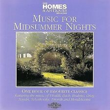 BBC Home & Antiques Magazine-music For midsummer Nights CD