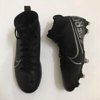 New Nike Mercurial Superfly 7 VII FG Boys Soccer Cleats AT8120-001 Youth Size 4Y