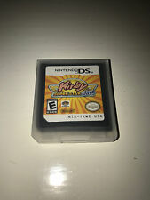 Kirby Super Star Ultra Video Game w/ Case for Nintendo DS Lite TESTED