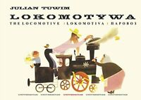 Lokomotywa by Tuwim, Julian Book The Fast Free Shipping