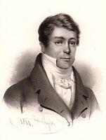 Étienne-Denis Pasquier Préfet de Police Premier Empire Napoléon Bonaparte