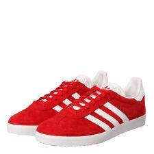 Zapatillas deportivas de hombre adidas color principal rojo