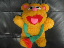 1987 Henson Fozzie the Bear plush doll, from McDonald's