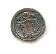 GERMANY EICHSTADT ~ 1694 ~ 1 KREUZER ~ SILVER ~ CH VF ~ RARE!