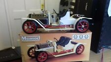 RARE VINTAGE MAMOD STEAM ROADSTER CAR SA1 (GC BOXED)