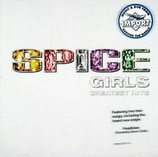 Greatest Hits Spice Girls 1 Disc 5099950776726 CD